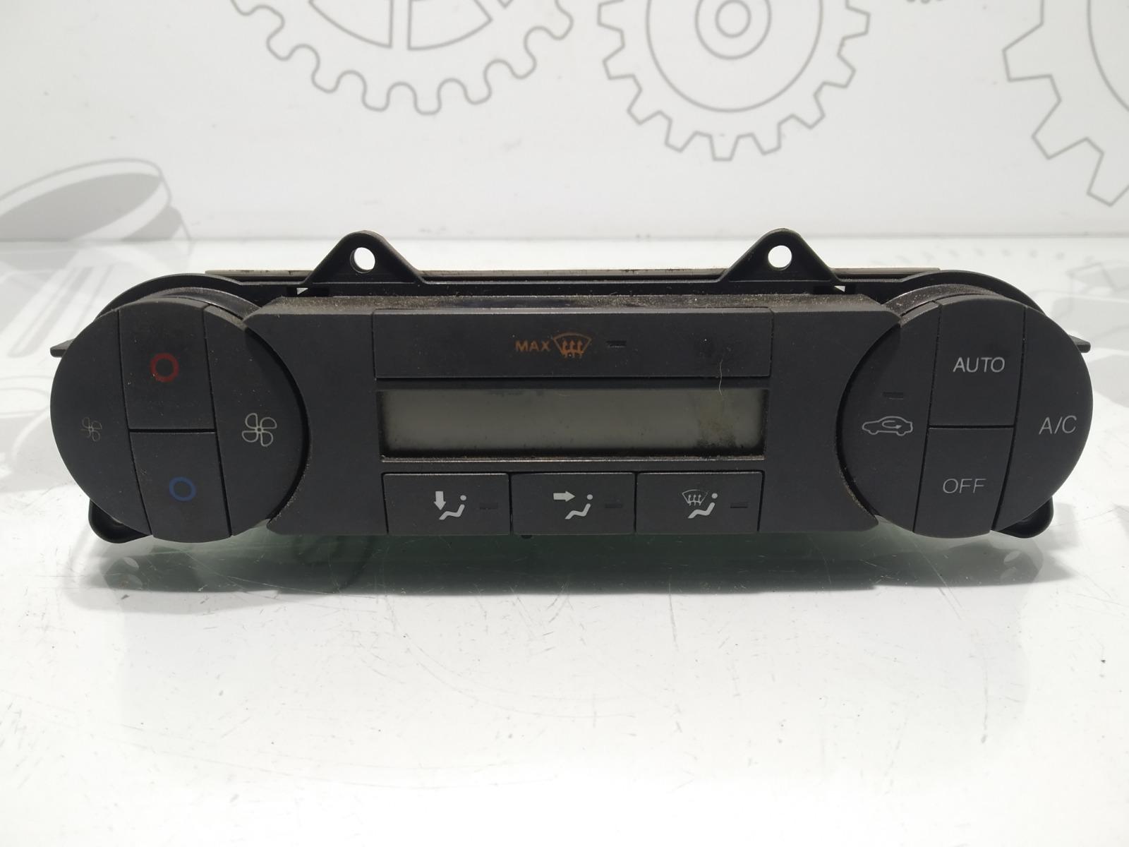 Блок управления печки/климат-контроля Ford Mondeo 2.0 TDCI 2006 (б/у)