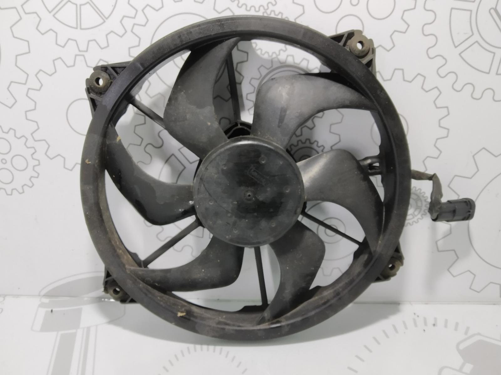 Вентилятор радиатора Citroen C4 Grand Picasso 1.6 HDI 2009 (б/у)