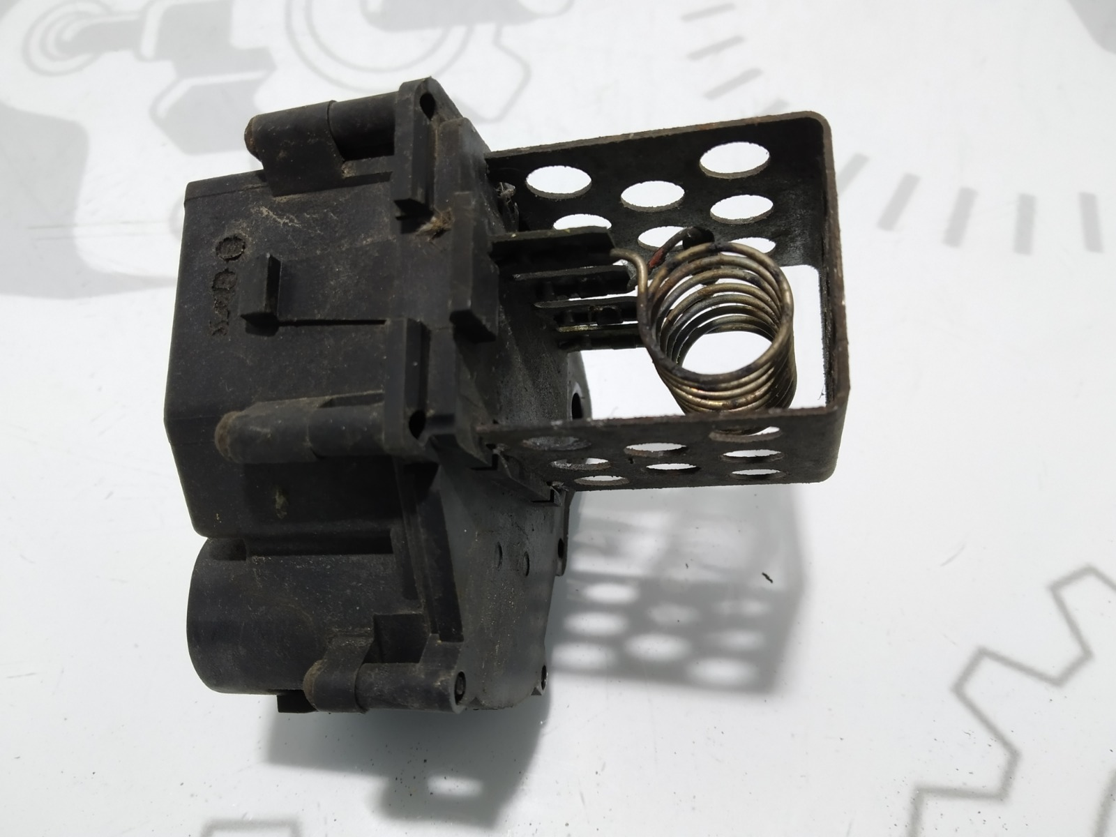Блок управления вентилятором радиатора Citroen C4 Grand Picasso 1.6 HDI 2009 (б/у)