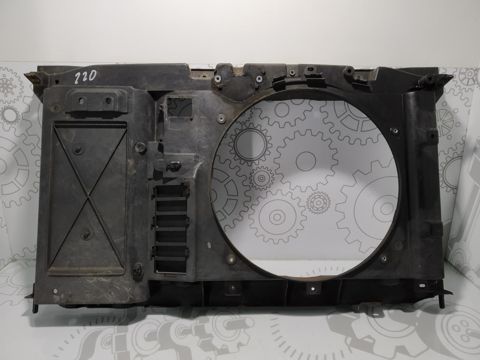 Диффузор вентилятора Citroen C4 1.6 I 2007 (б/у)