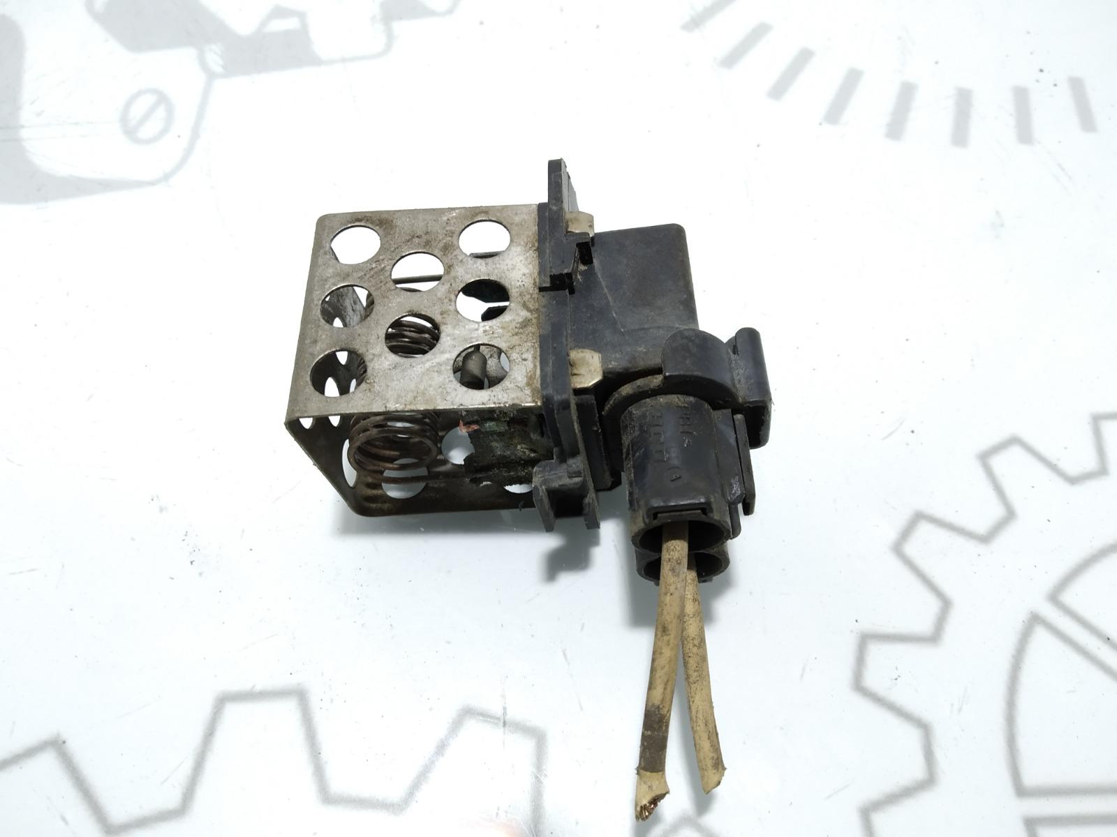 Блок управления вентилятором радиатора Renault Laguna 1.9 DCI 2005 (б/у)