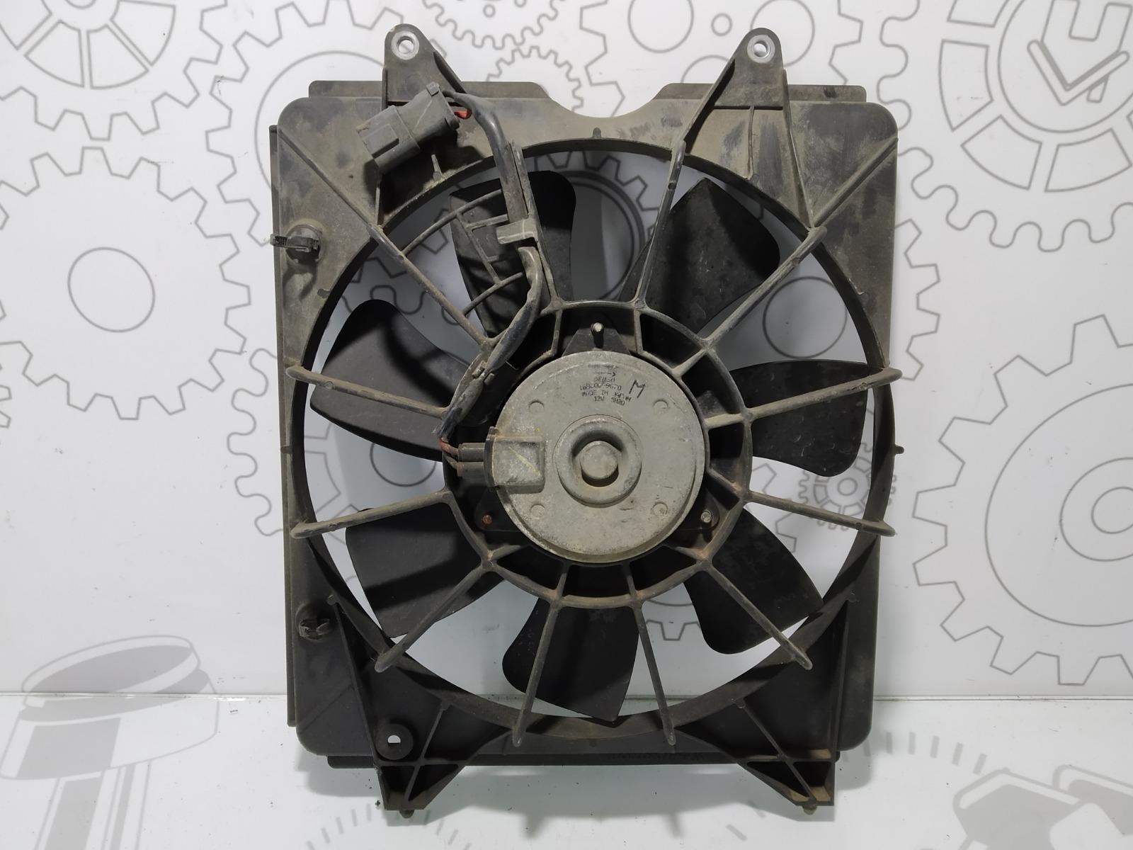 Вентилятор радиатора Honda Civic 2.2 CTDI 2006 (б/у)