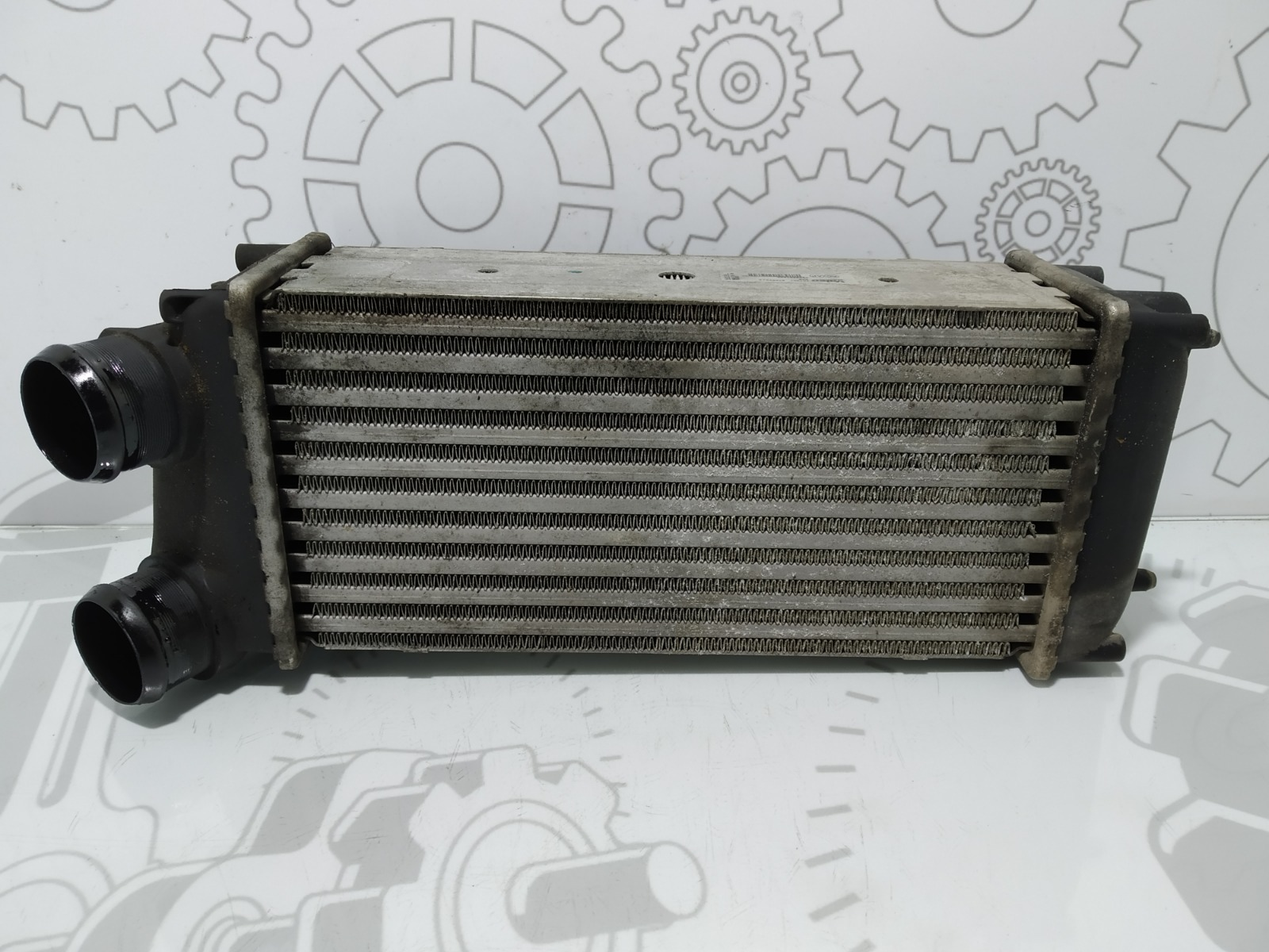 Интеркулер Peugeot 307 1.6 HDI 2005 (б/у)