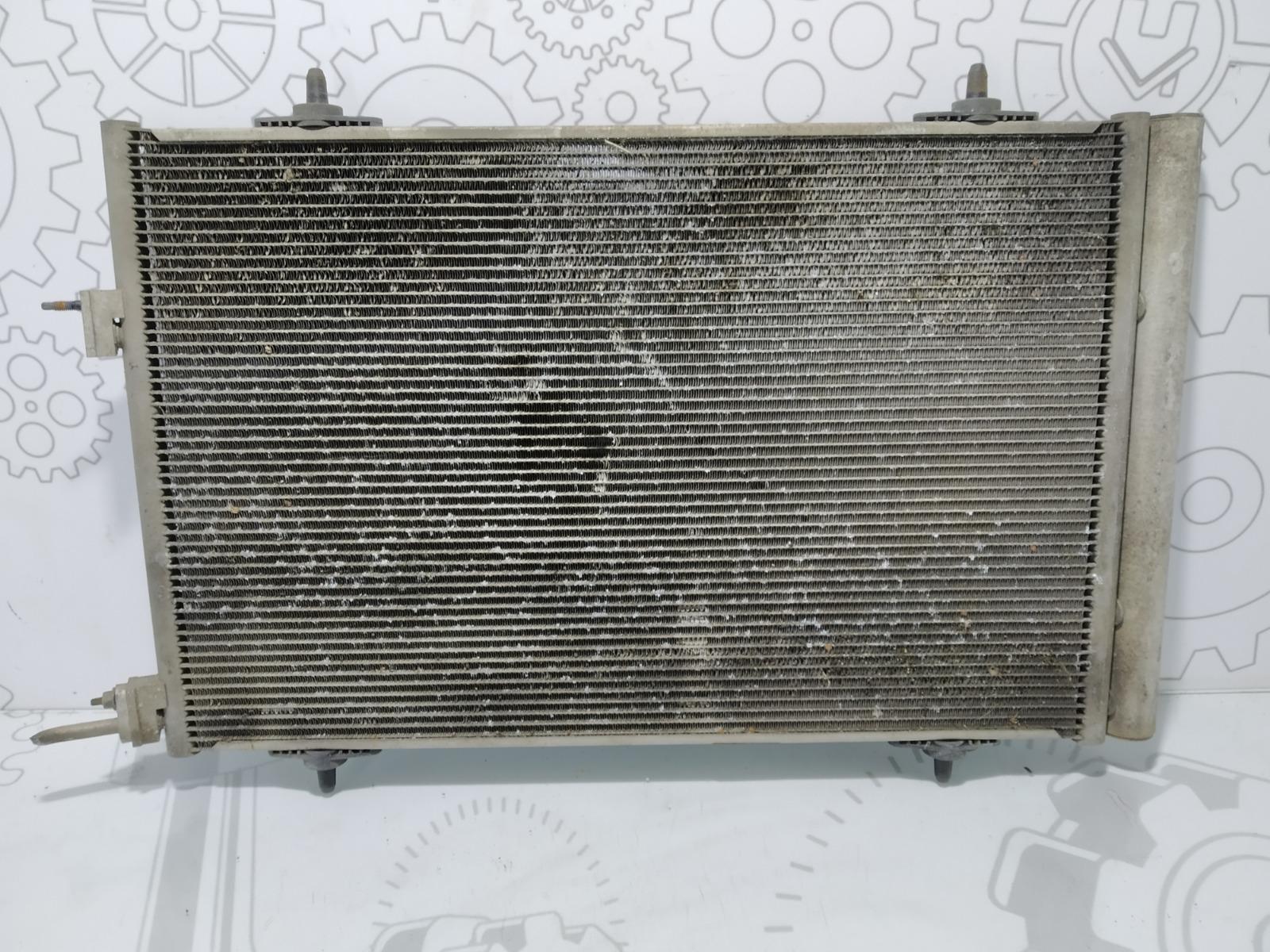 Радиатор кондиционера Peugeot 508 1.6 HDI 2013 (б/у)