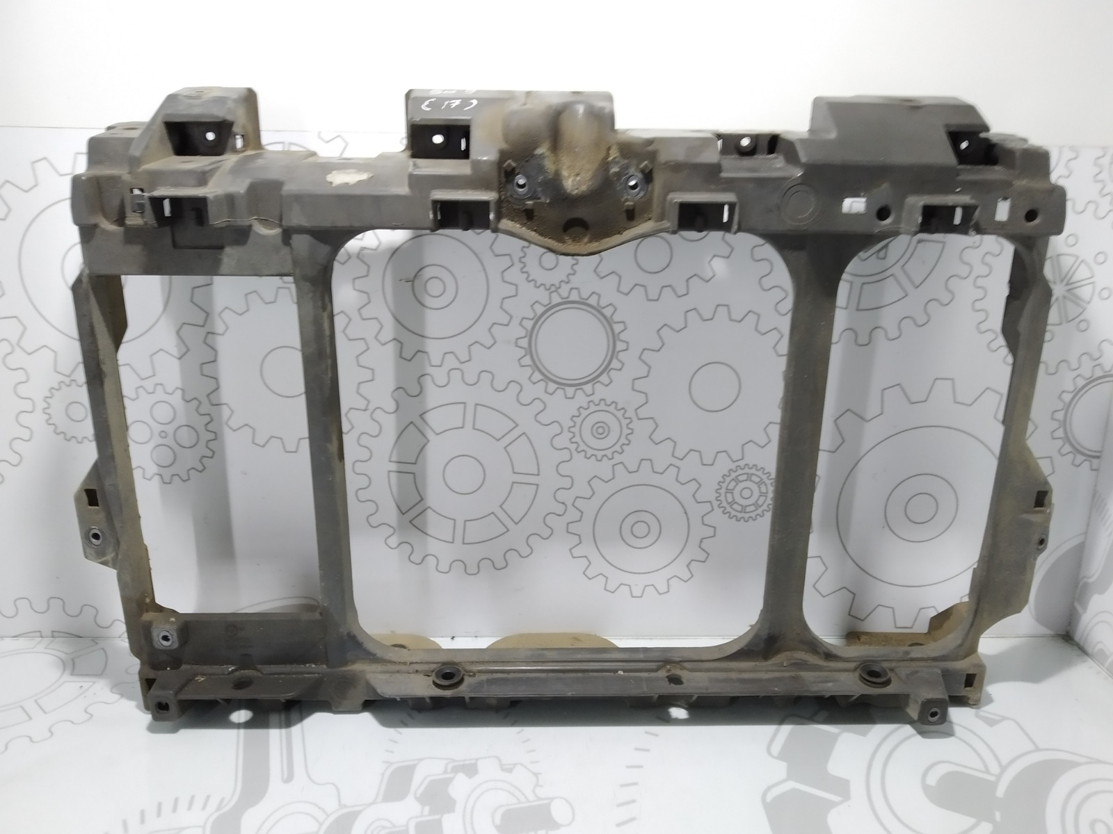 Диффузор вентилятора Peugeot 508 1.6 HDI 2013 (б/у)
