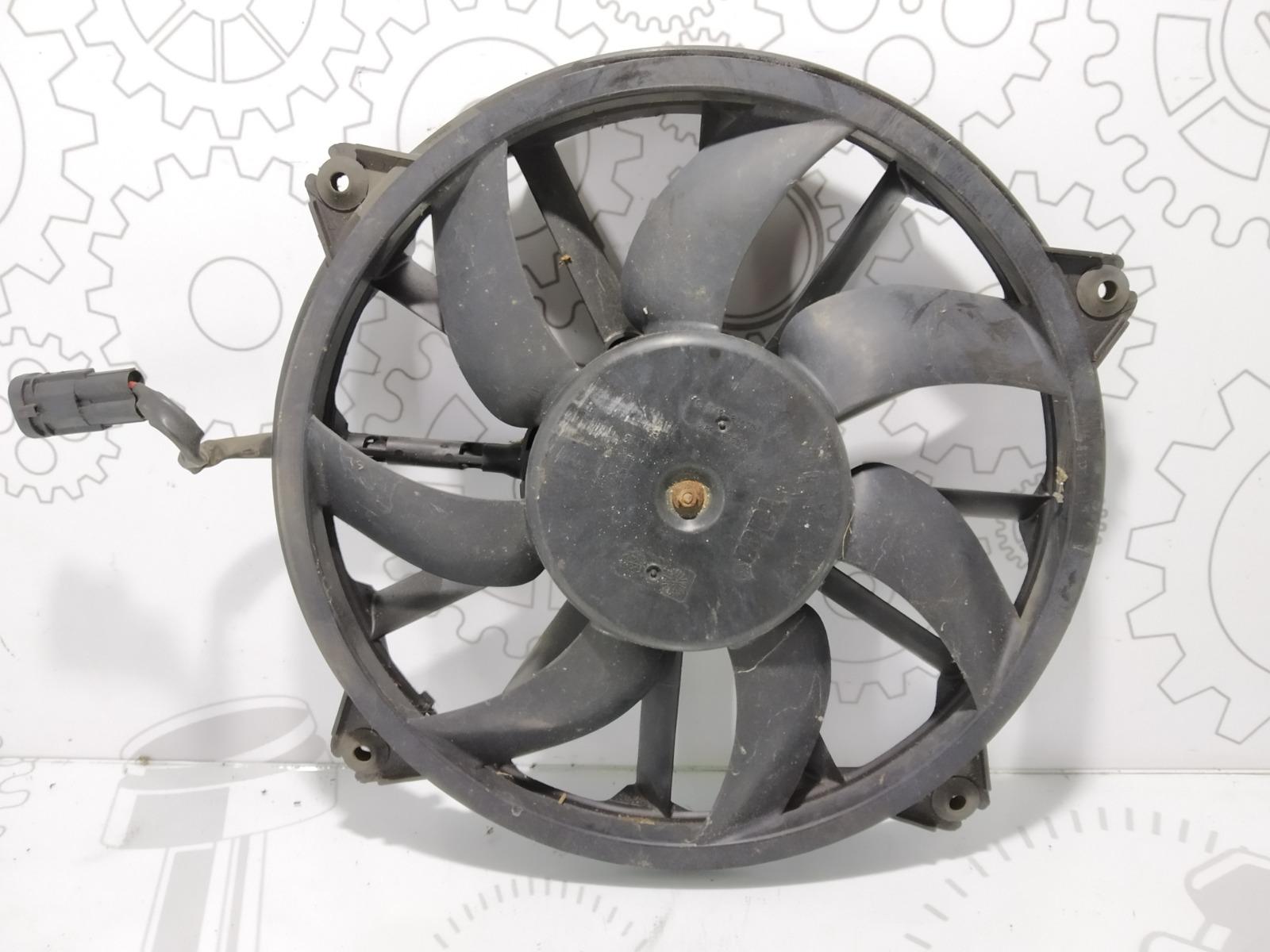Вентилятор радиатора Peugeot 308 T7 1.4 I 2009 (б/у)