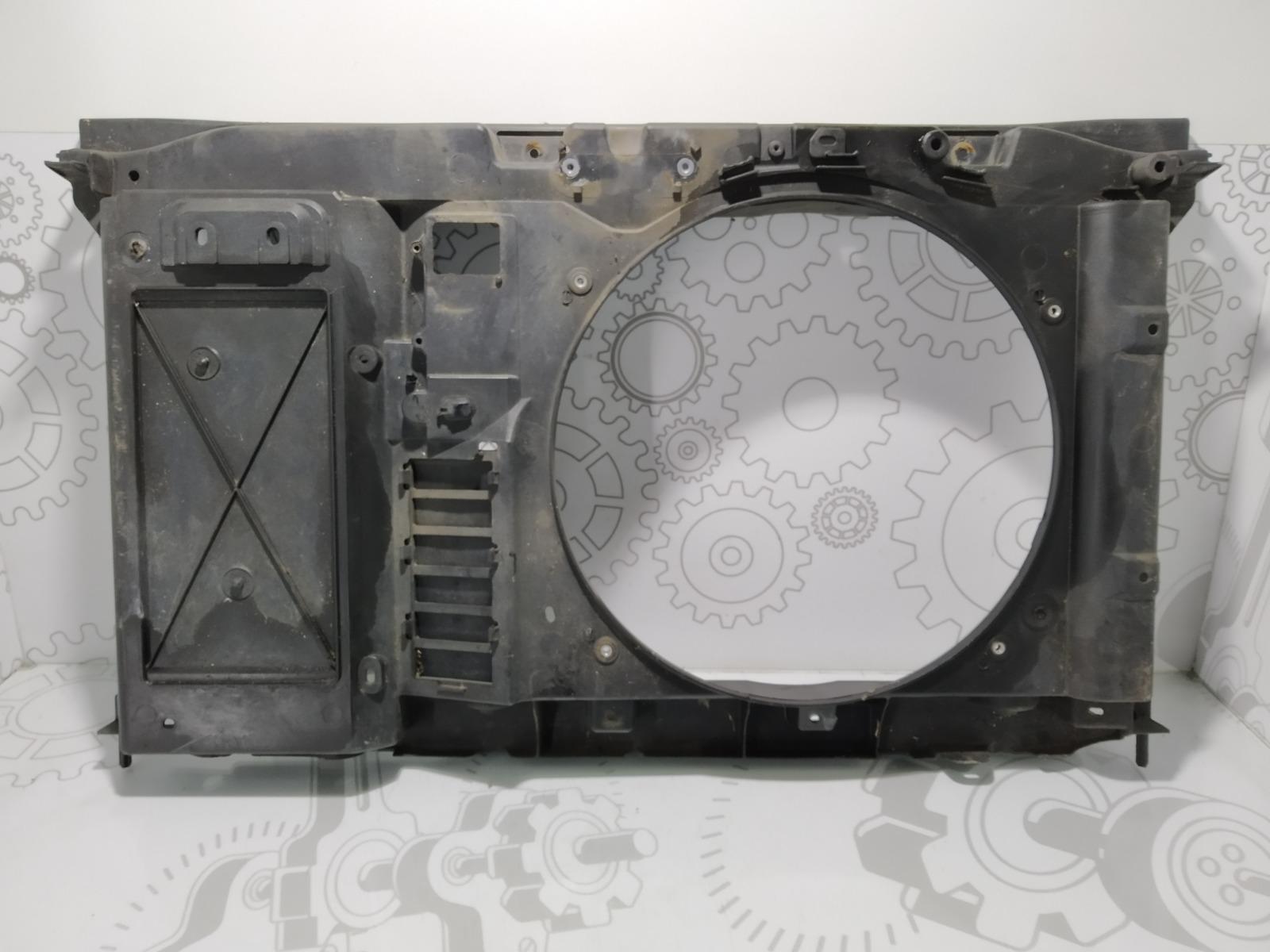Диффузор вентилятора Peugeot 308 T7 1.4 I 2009 (б/у)