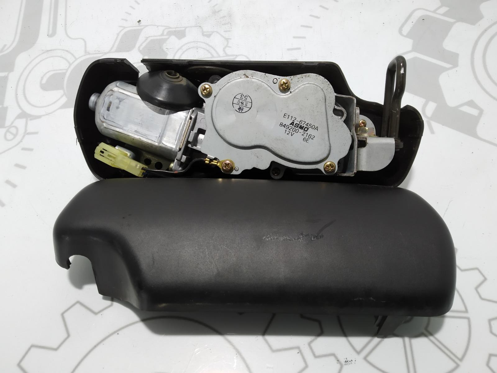 Моторчик заднего стеклоочистителя (дворника) Mazda Tribute 3.0 I 2004 (б/у)