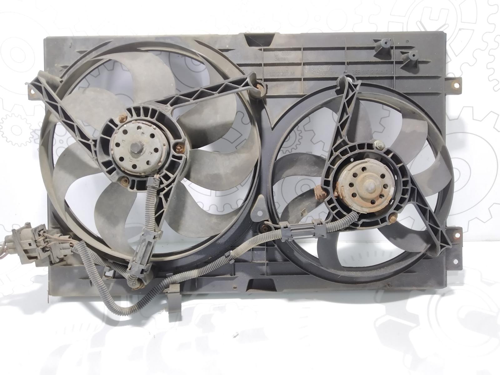 Вентилятор радиатора Skoda Octavia 1.9 TDI 2004 (б/у)