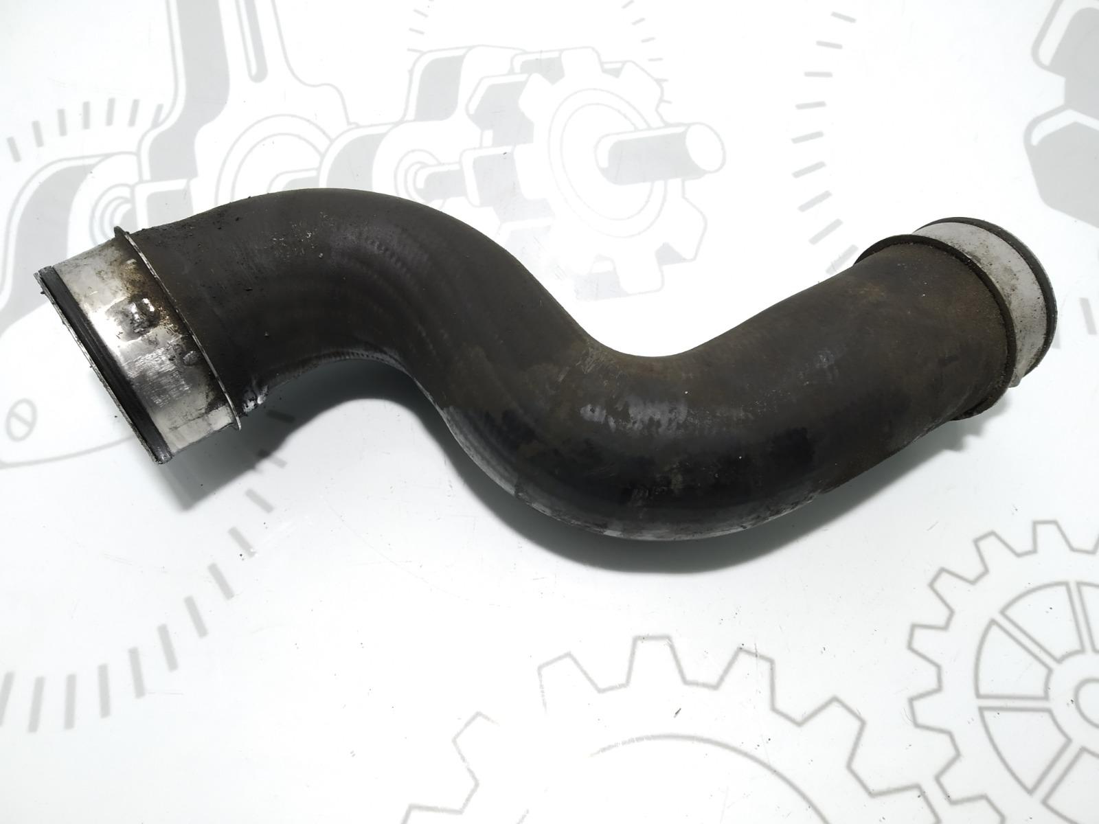 Патрубок интеркулера Mercedes E W211 3.2 CDI 2003 (б/у)