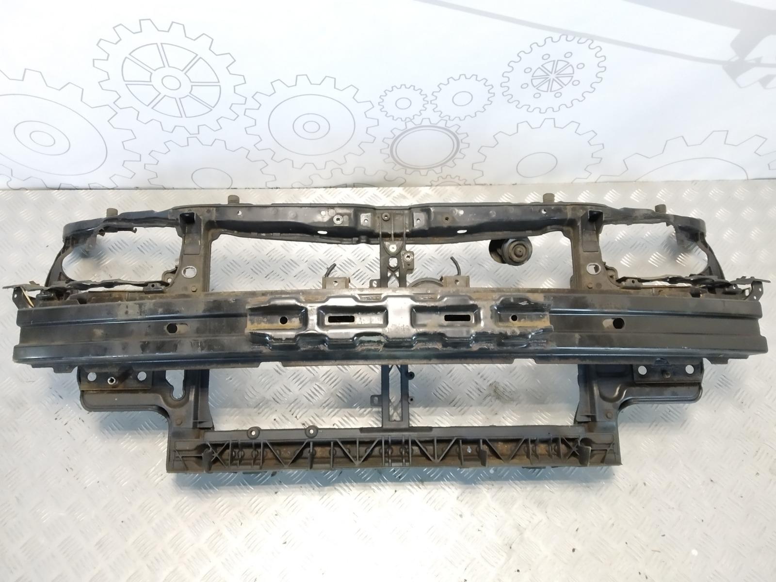 Передняя панель крепления облицовки (телевизор) Kia Cerato 1.6 I 2004 (б/у)