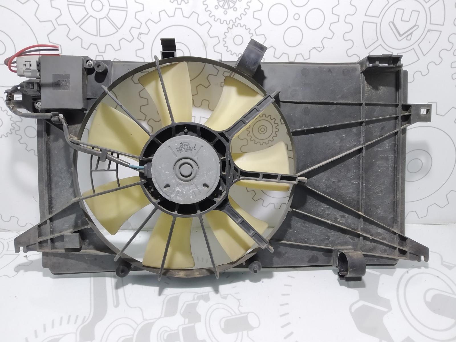 Вентилятор радиатора Mazda 5 2.0 TD 2008 (б/у)