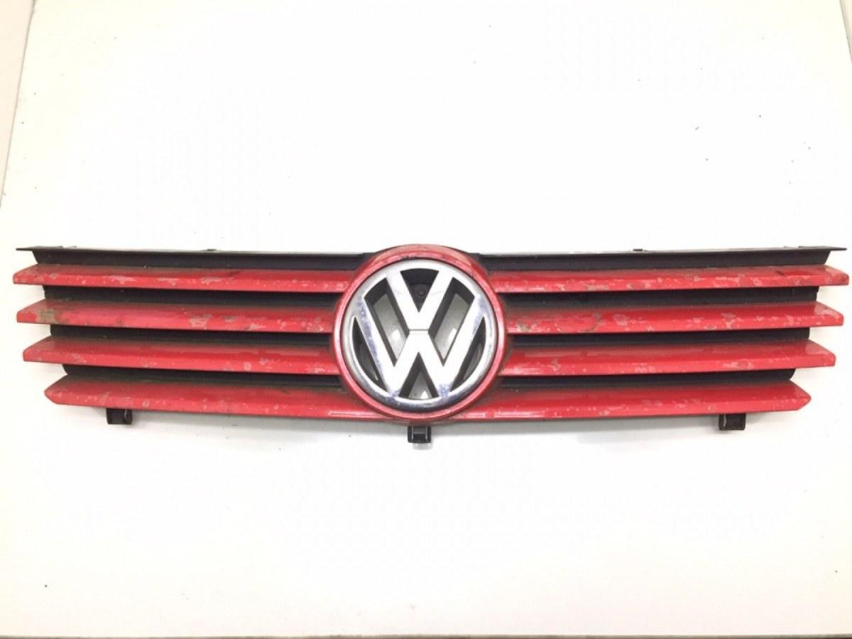 Решетка радиатора Volkswagen Polo 1.4 I 2000 (б/у)