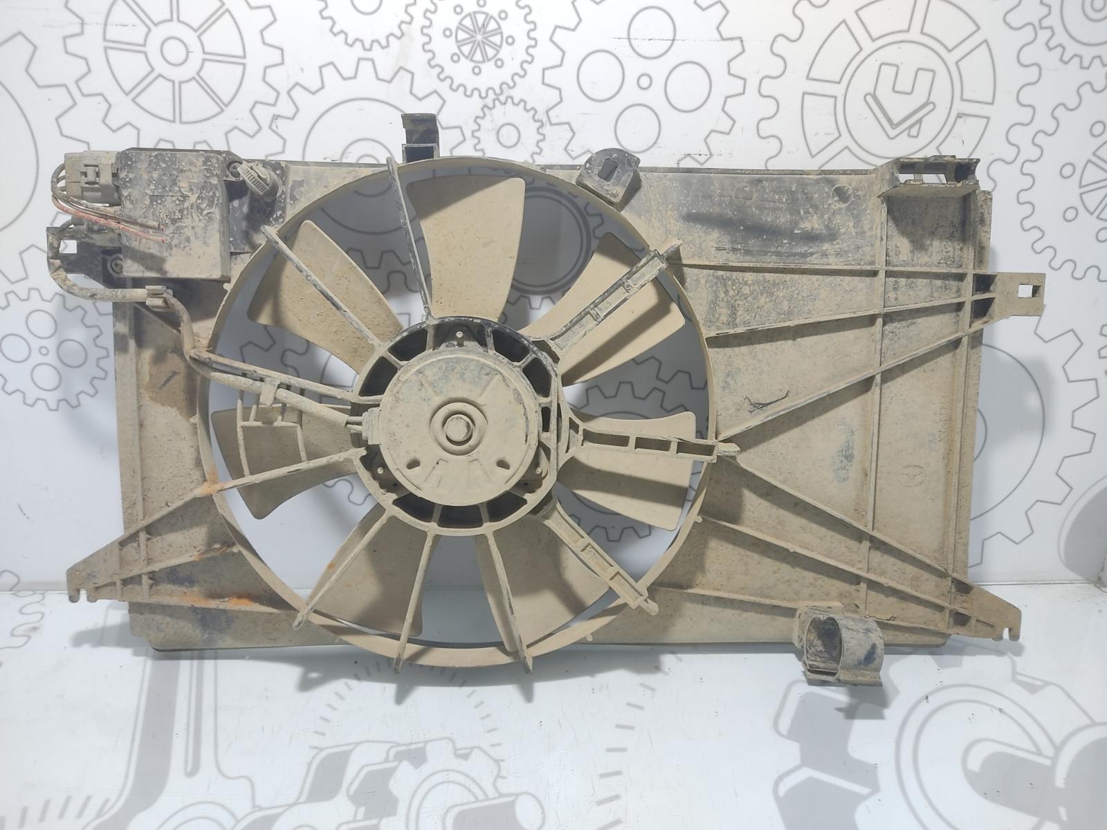 Вентилятор радиатора Mazda 5 2.0 TD 2006 (б/у)