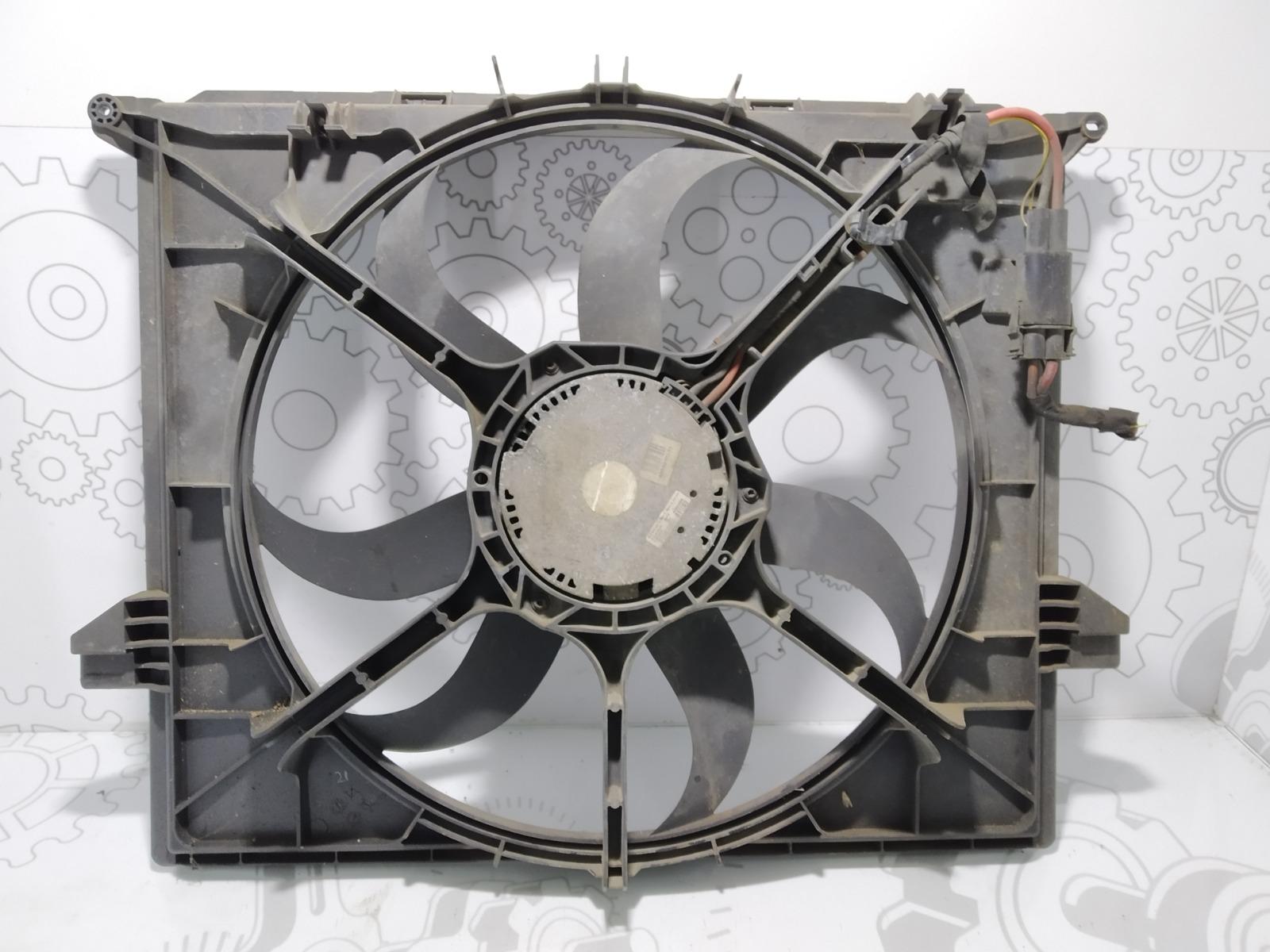 Вентилятор радиатора Mercedes Ml W164 3.0 CDI 2006 (б/у)