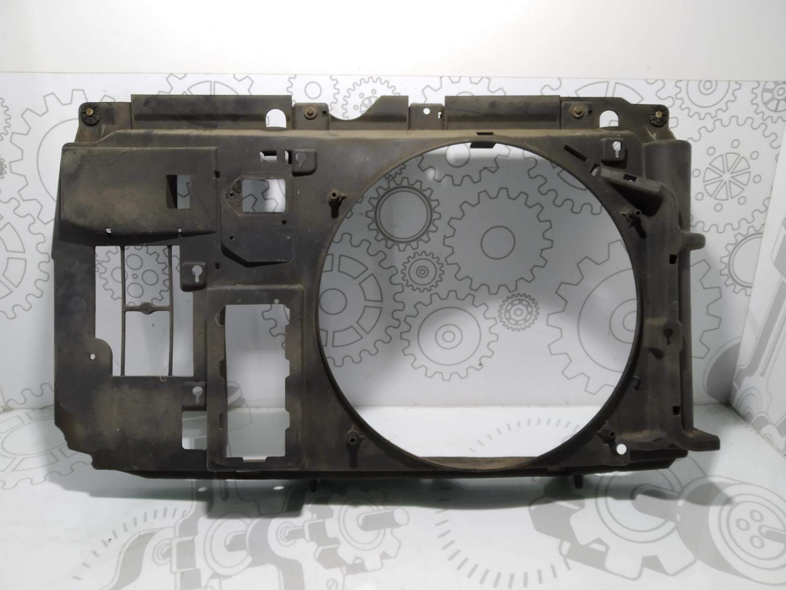 Диффузор вентилятора Peugeot Partner 2.0 HDI 2003 (б/у)