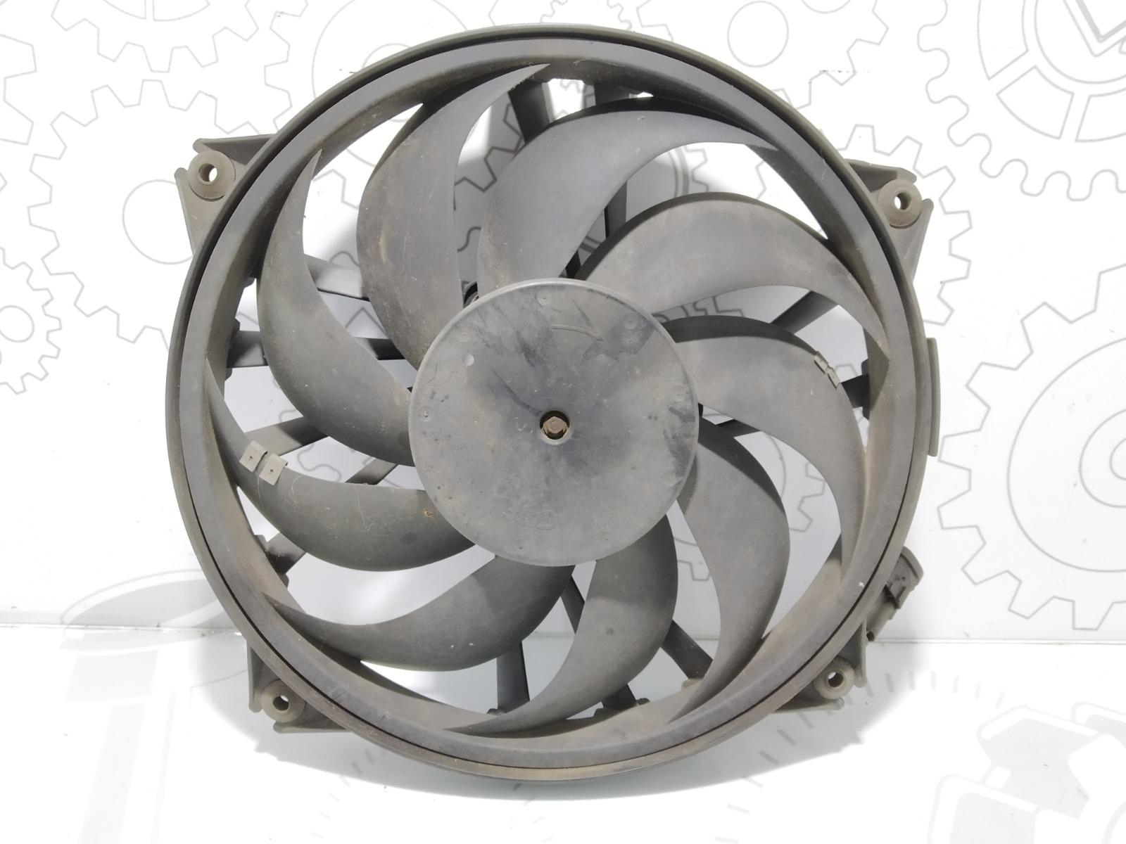 Вентилятор радиатора Peugeot Partner 2.0 HDI 2003 (б/у)