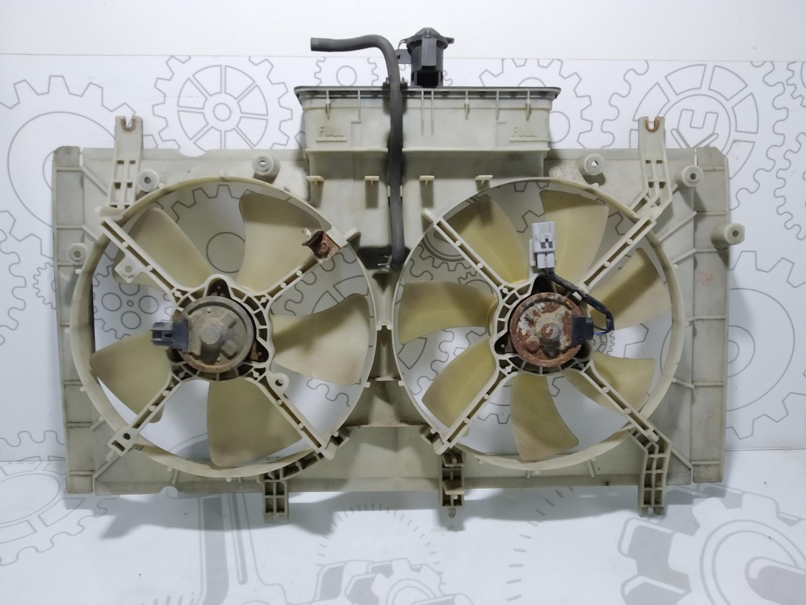 Вентилятор радиатора Mazda 6 2.0 I 2004 (б/у)