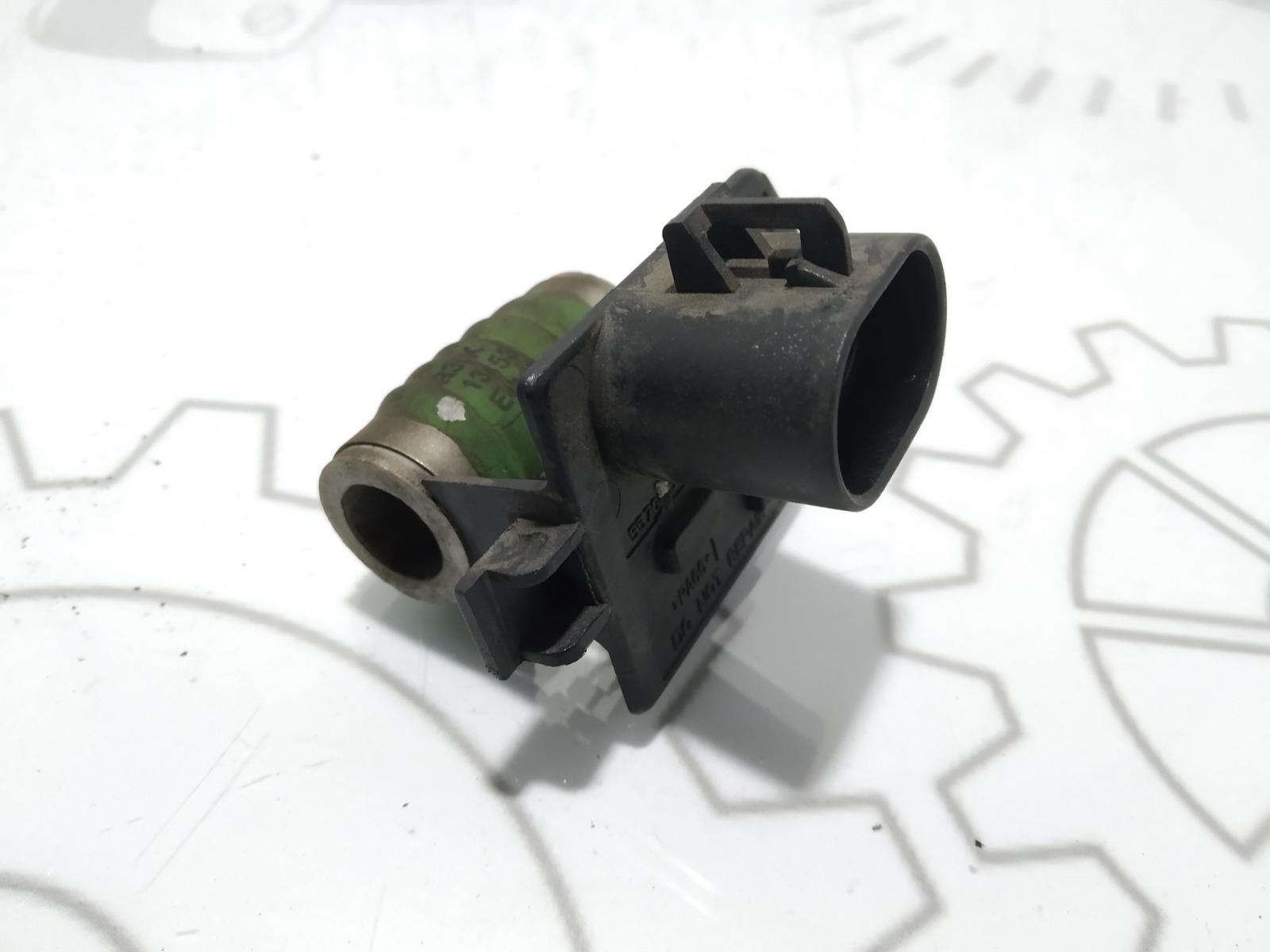 Блок управления вентилятором радиатора Opel Corsa D 1.2 I 2007 (б/у)