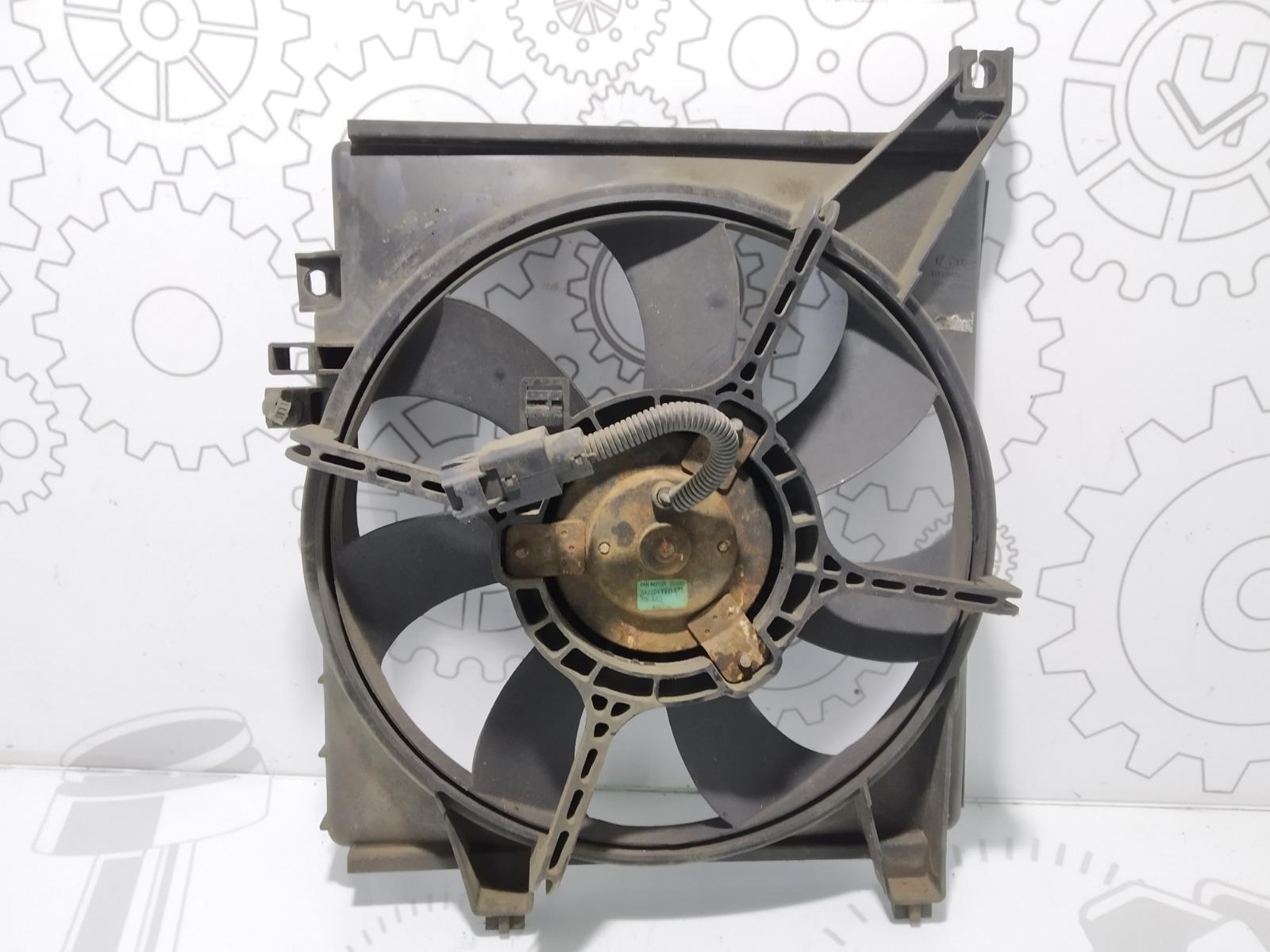Вентилятор радиатора Hyundai Getz 1.1 I 2003 (б/у)