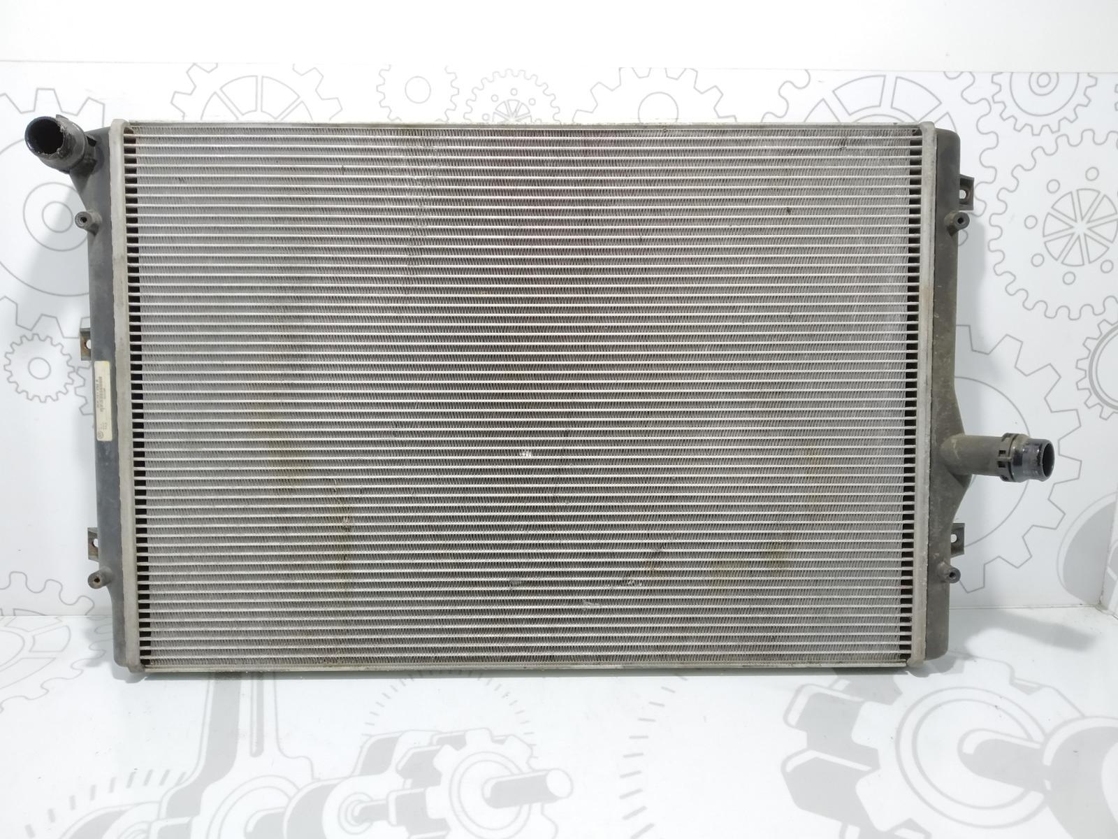 Радиатор (основной) Volkswagen Passat B6 2.0 TDI 2007 (б/у)