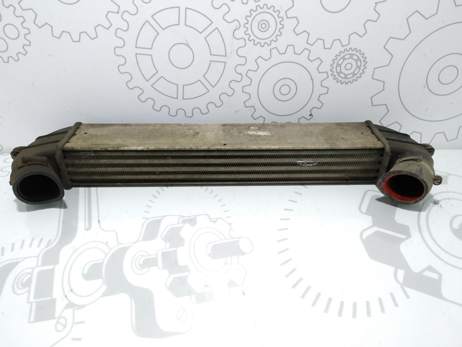 Интеркулер Fiat Doblo 1.9 JTD 2002 (б/у)