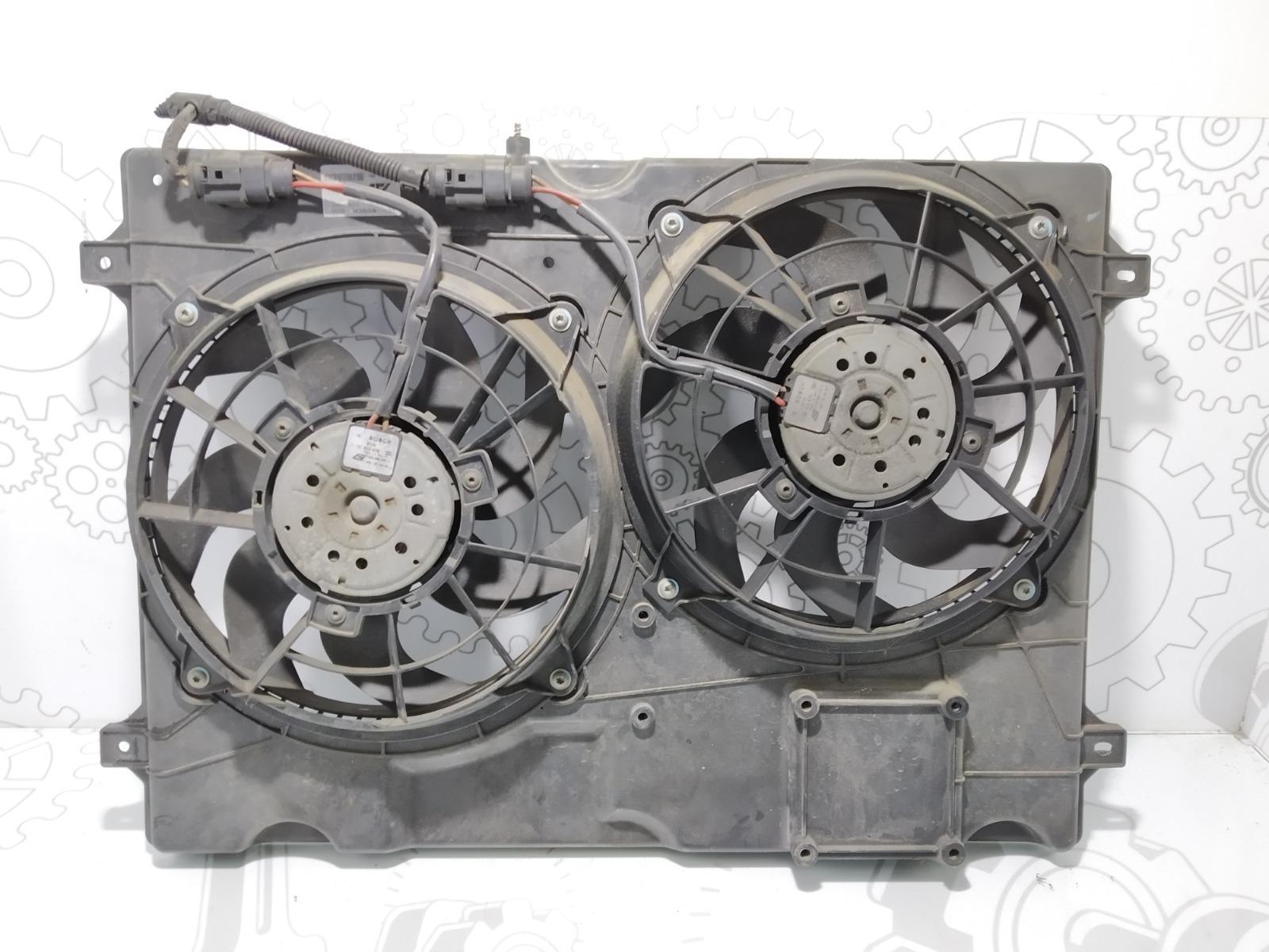 Вентилятор радиатора Ford Galaxy 2.3 I 2000 (б/у)