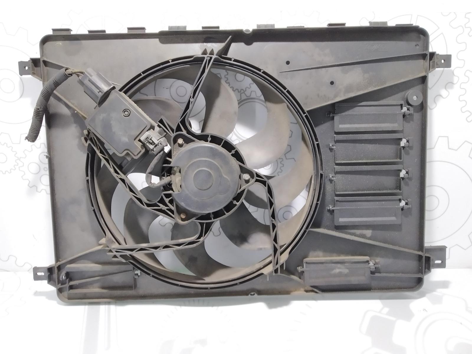 Вентилятор радиатора Ford Mondeo 2.0 TDCI 2007 (б/у)