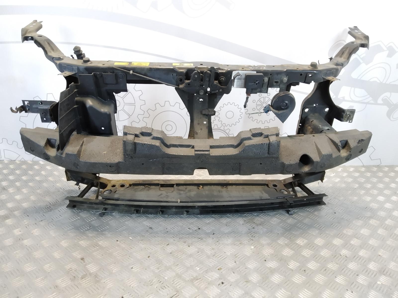 Передняя панель крепления облицовки (телевизор) Nissan Qashqai 1.5 DCI 2007 (б/у)