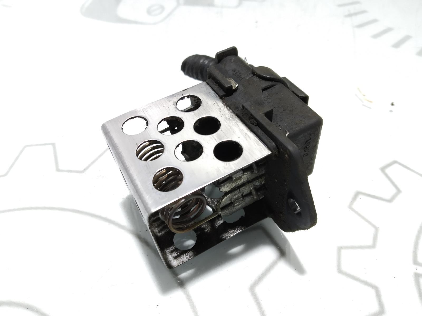 Блок управления вентилятором радиатора Nissan Qashqai 1.5 DCI 2007 (б/у)