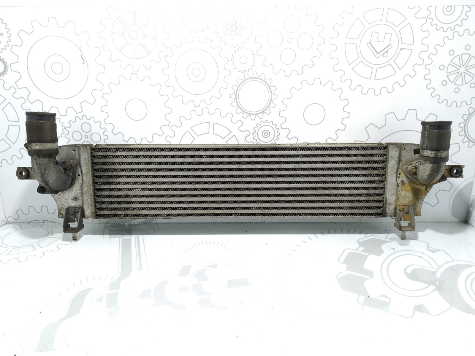 Интеркулер Nissan Qashqai 1.5 DCI 2007 (б/у)
