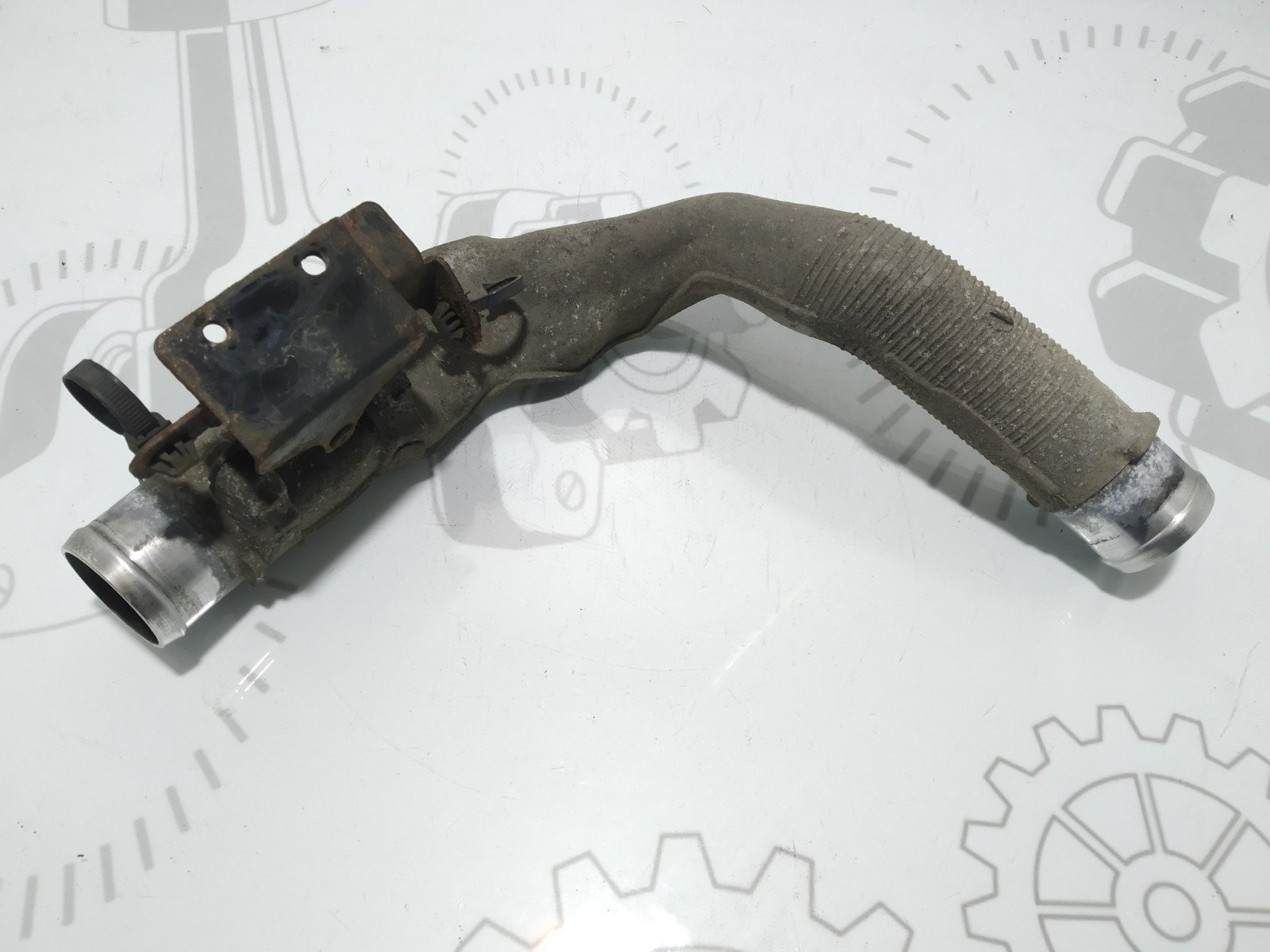 Патрубок интеркулера Nissan Qashqai 2.0 DCI 2008 (б/у)