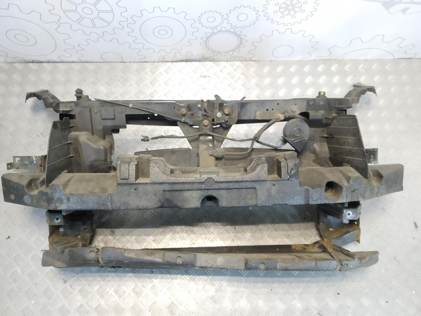 Передняя панель крепления облицовки (телевизор) Nissan Qashqai 2.0 DCI 2008 (б/у)