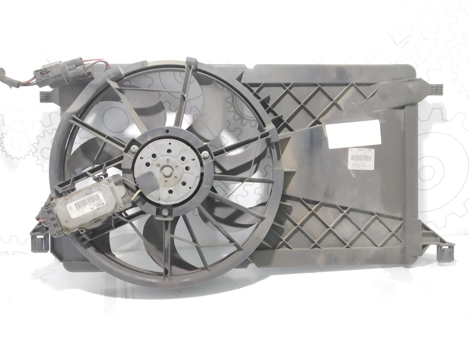 Вентилятор радиатора Ford C-Max 1.8 I 2007 (б/у)