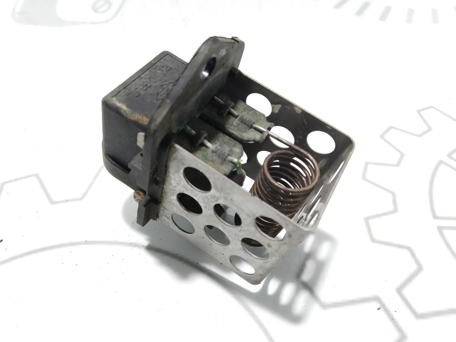 Блок управления вентилятором радиатора Renault Grand Modus 1.5 DCI 2008 (б/у)
