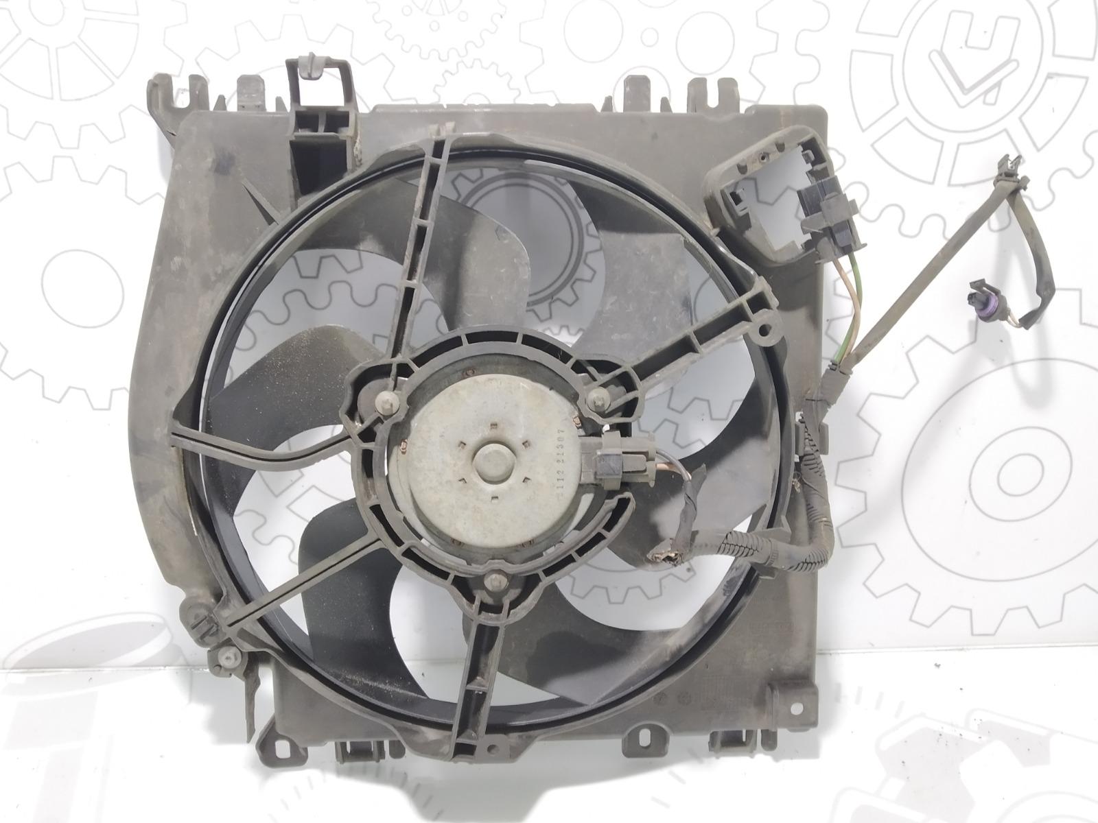 Вентилятор радиатора Renault Grand Modus 1.5 DCI 2008 (б/у)