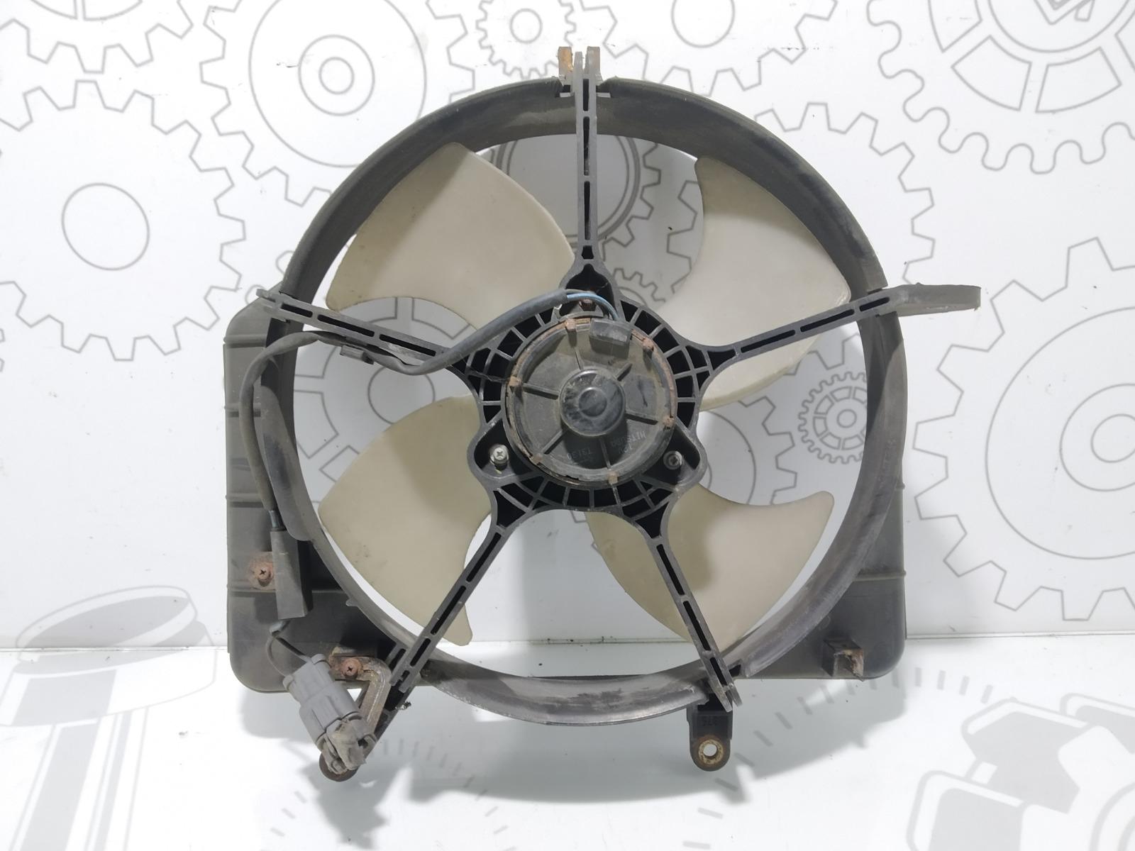 Вентилятор радиатора Honda Jazz 1.3 I 2003 (б/у)