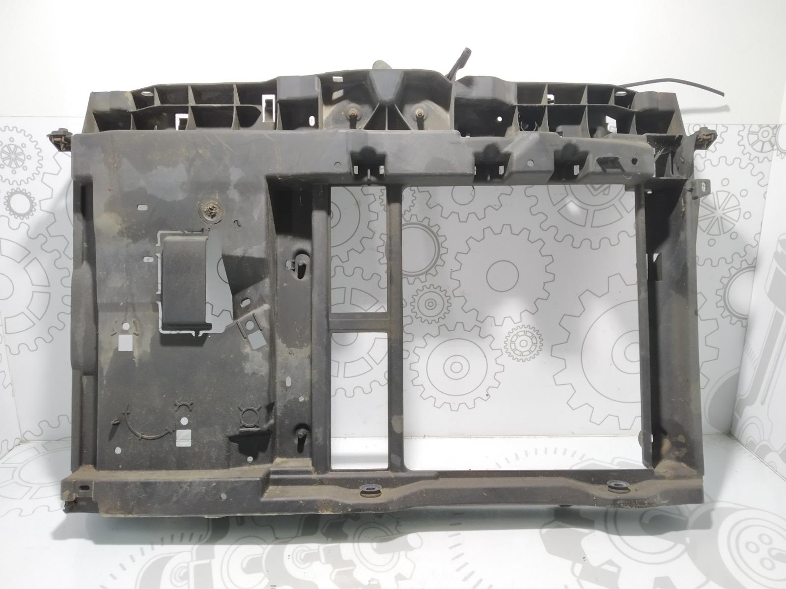 Диффузор вентилятора Peugeot 207 1.6 I 2008 (б/у)