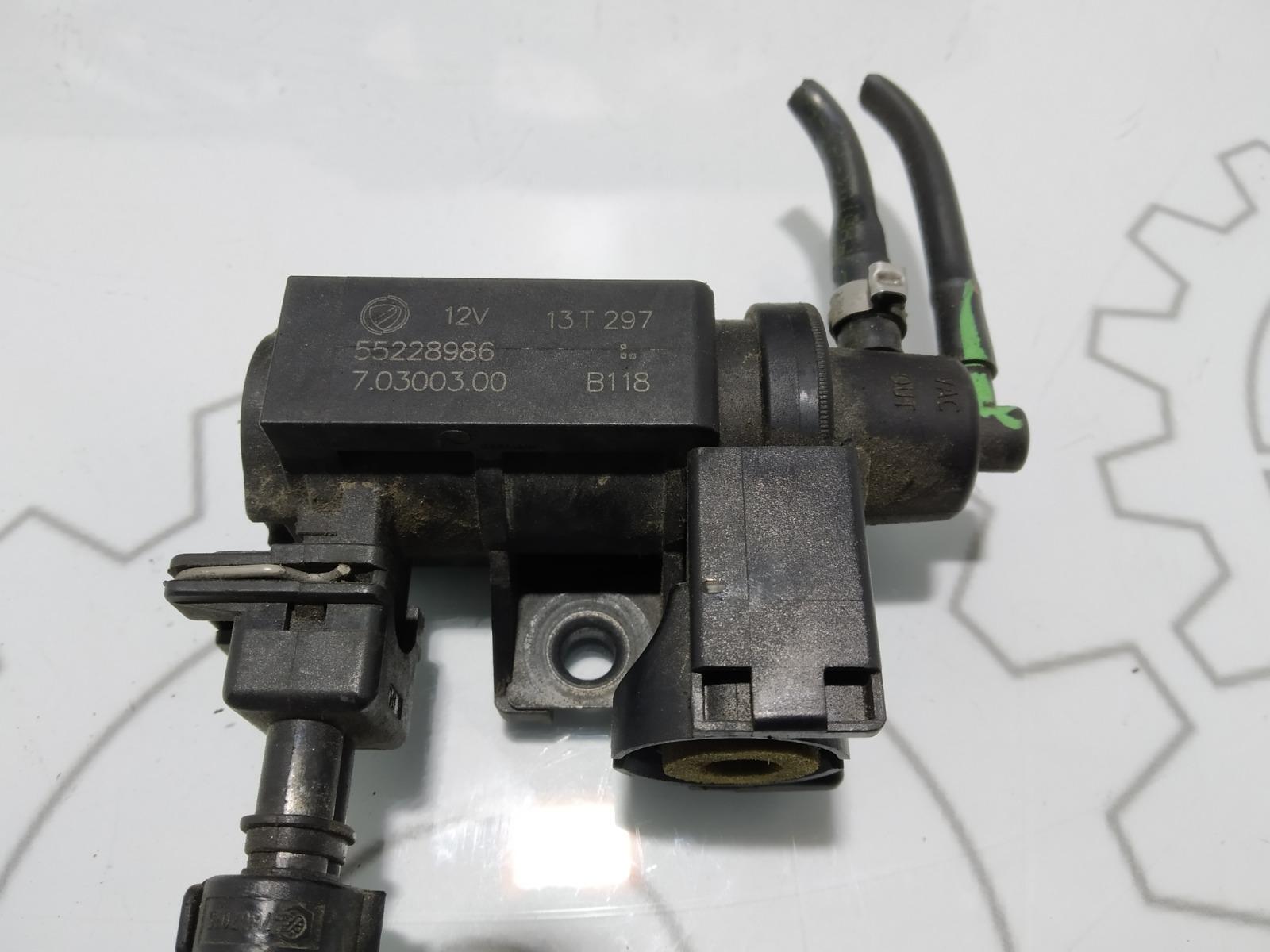 Клапан управления турбиной (актуатор) Opel Combo D 1.3 CDTI 2014 (б/у)