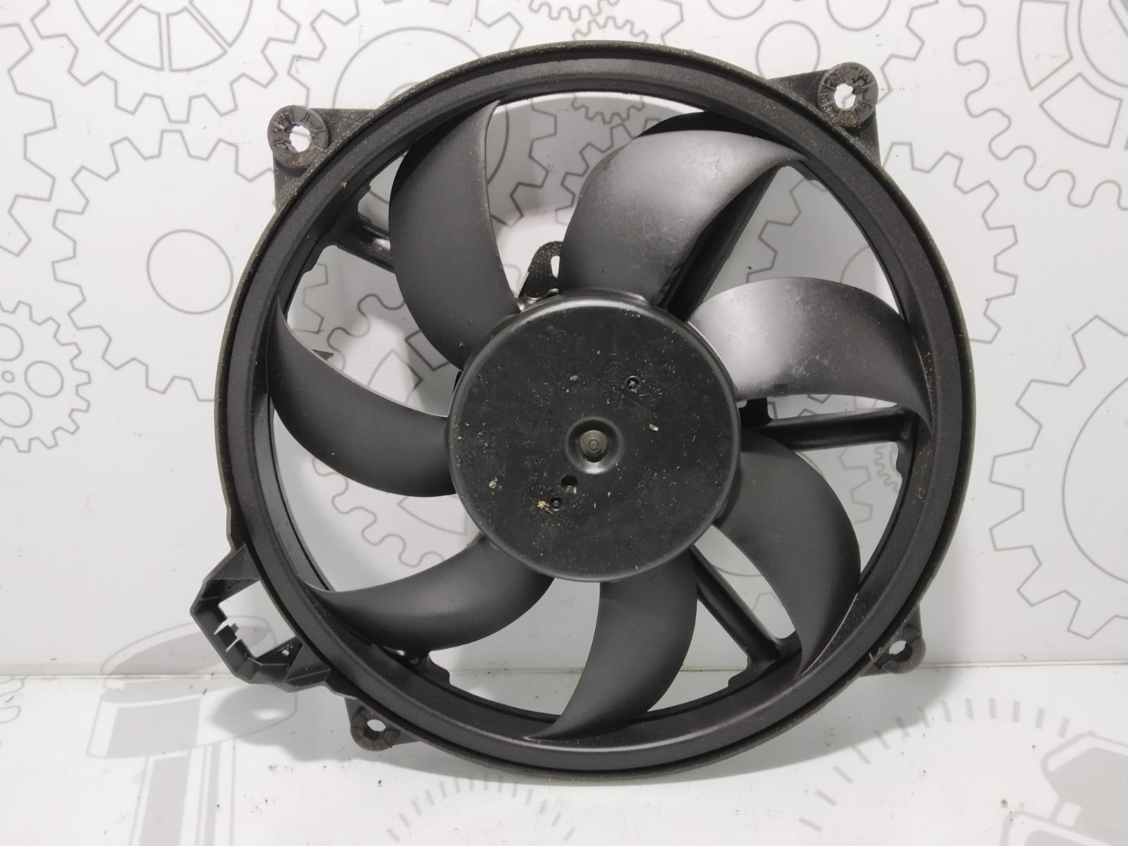 Вентилятор радиатора Renault Grand Scenic 1.6 I 2011 (б/у)