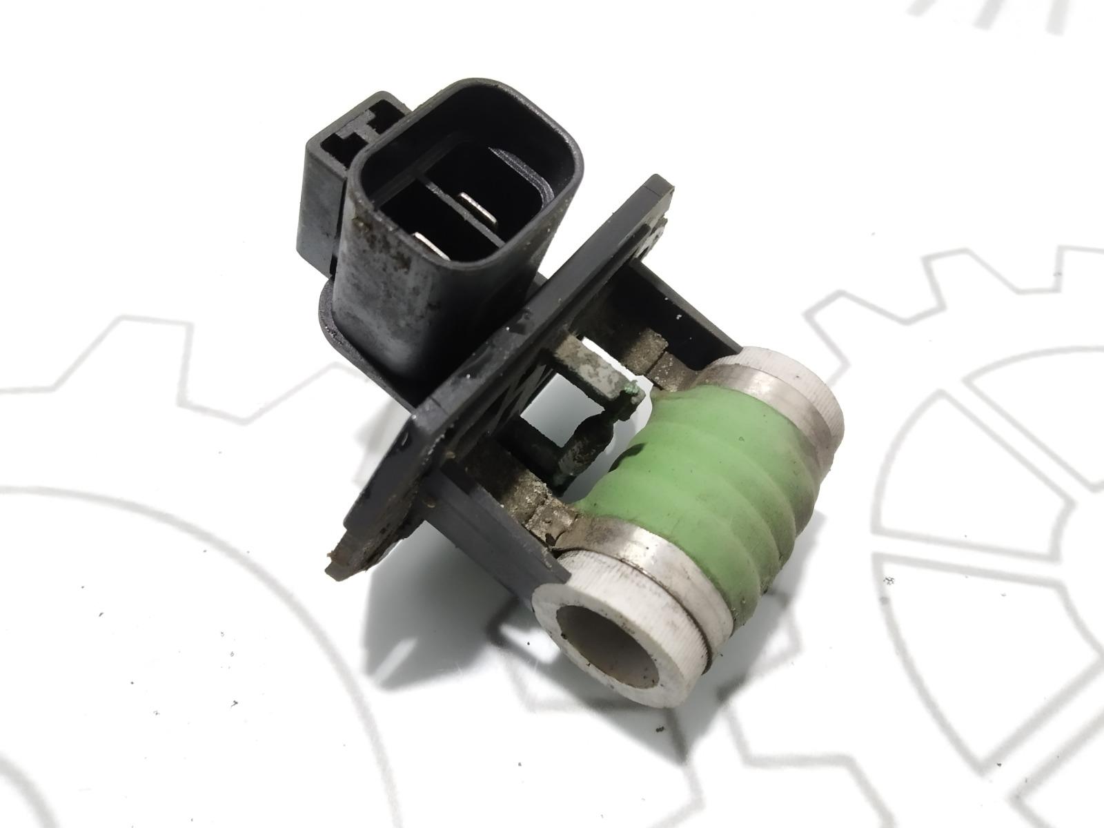 Блок управления вентилятором радиатора Hyundai Getz 1.3 I 2004 (б/у)