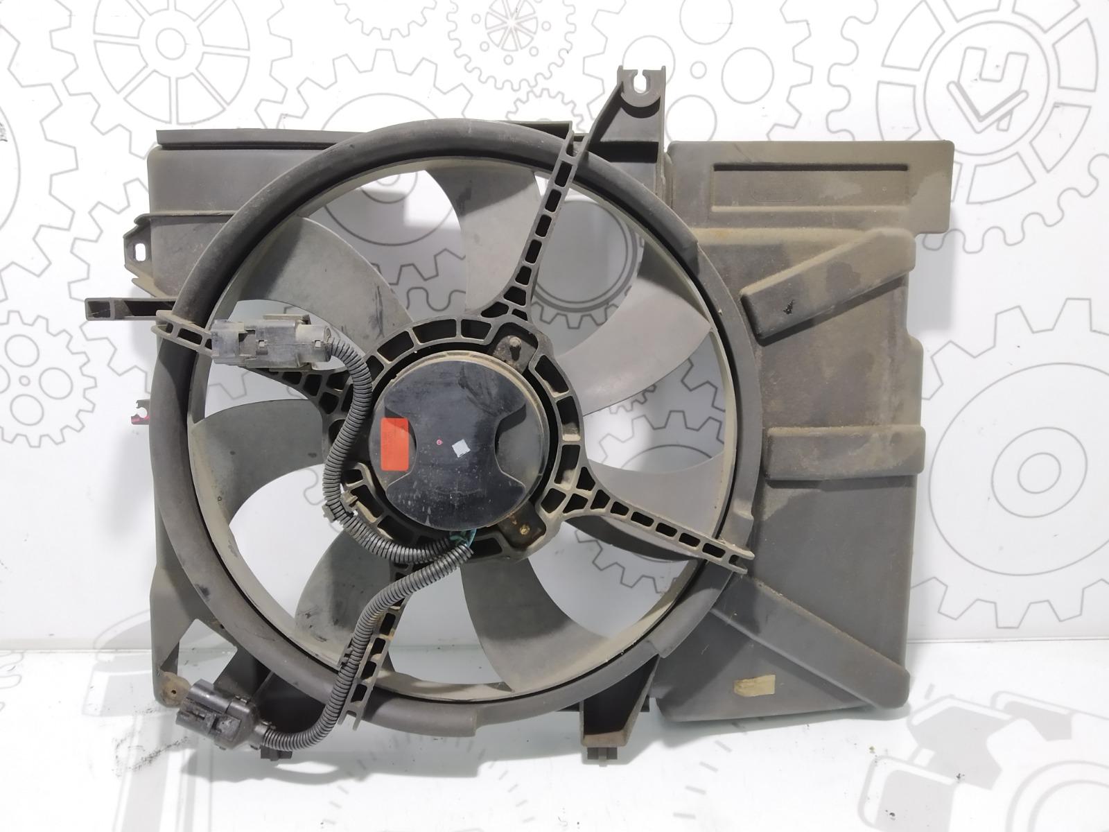 Вентилятор радиатора Hyundai Getz 1.3 I 2004 (б/у)