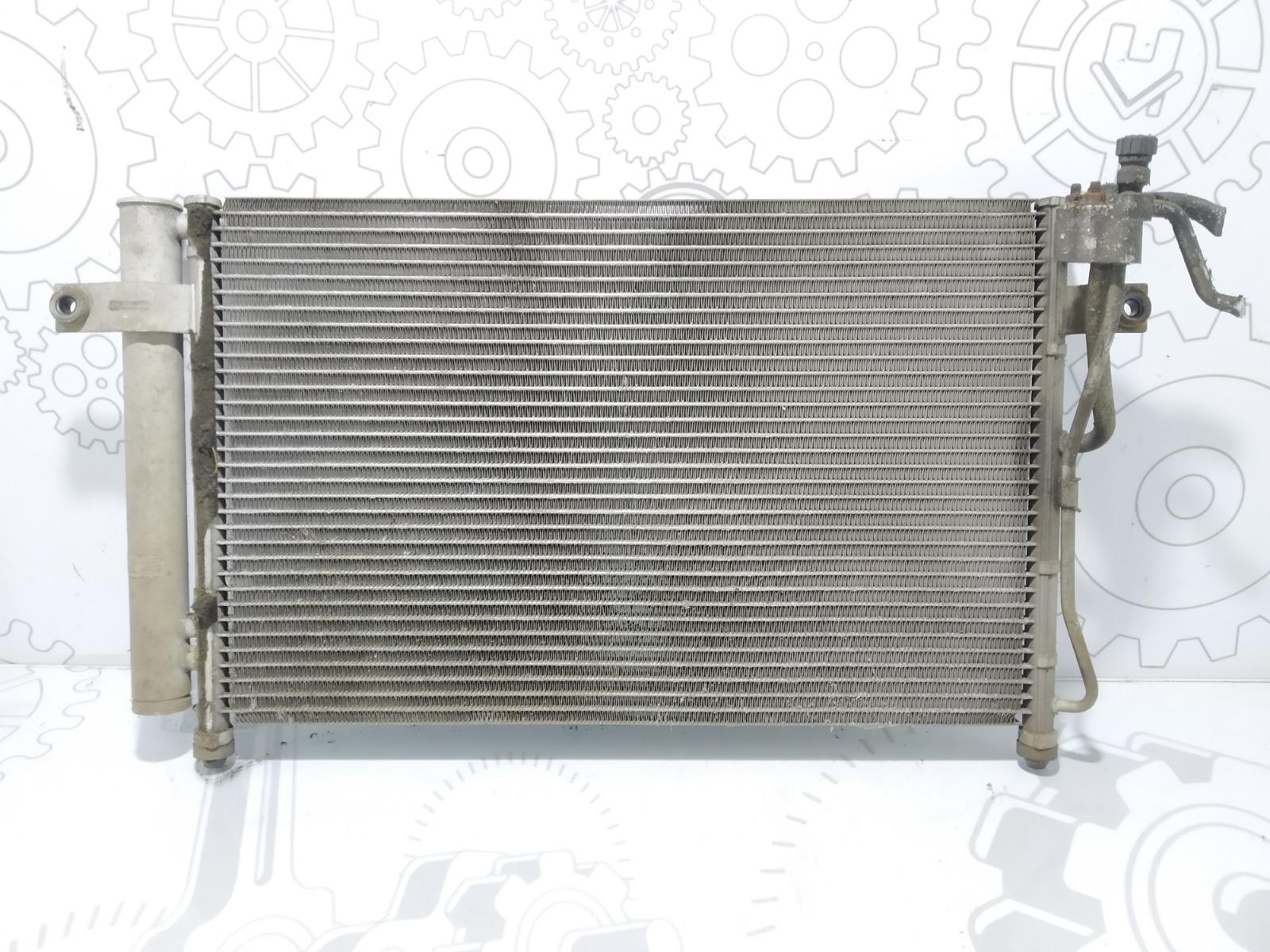 Радиатор кондиционера Hyundai Getz 1.3 I 2004 (б/у)