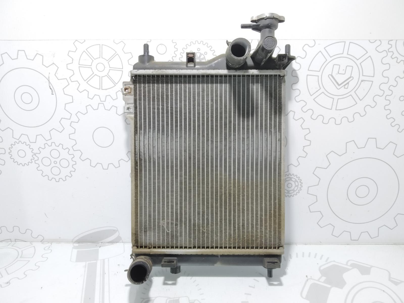 Радиатор (основной) Hyundai Getz 1.3 I 2004 (б/у)