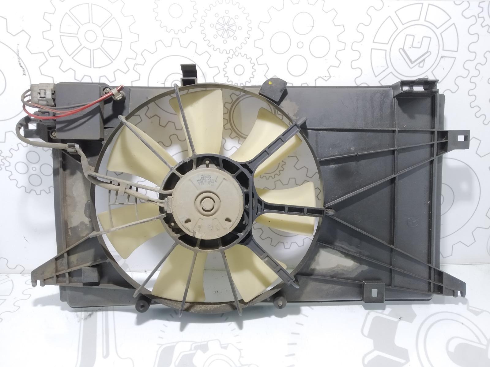 Вентилятор радиатора Mazda 5 2.0 I 2010 (б/у)