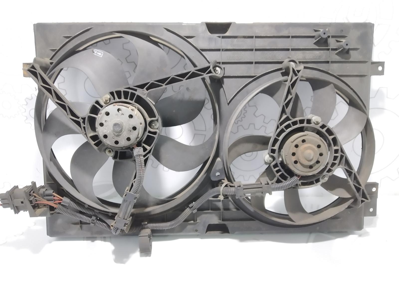 Вентилятор радиатора Volkswagen Bora 2.0 I 2002 (б/у)