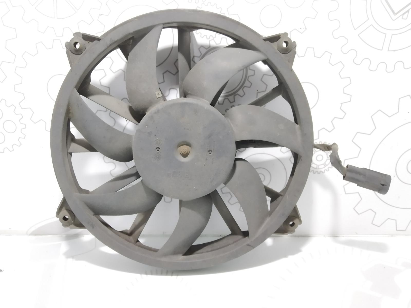 Вентилятор радиатора Peugeot 308 T7 1.6 HDI 2009 (б/у)