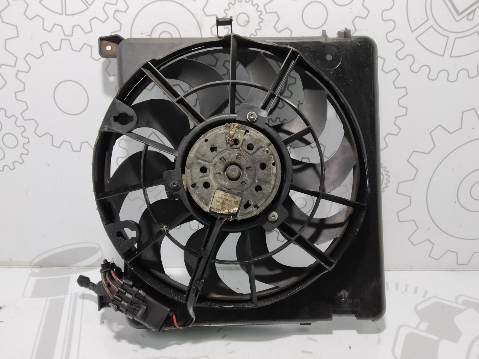 Вентилятор радиатора Opel Astra H 1.7 CDTI 2007 (б/у)