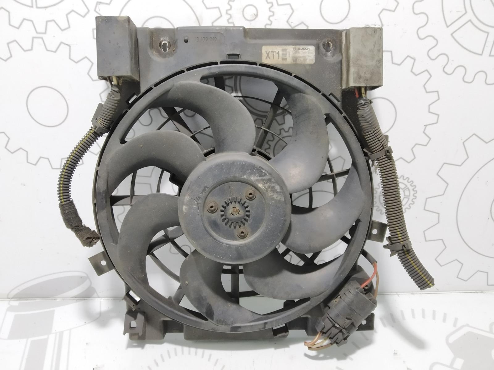 Вентилятор кондиционера Opel Astra H 1.7 CDTI 2007 (б/у)