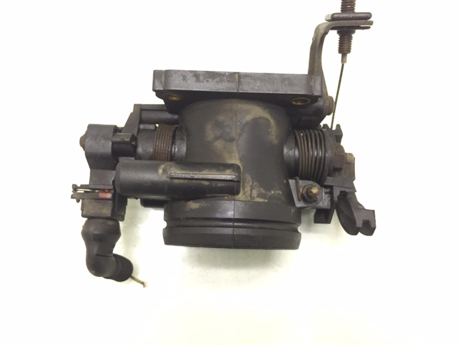 Заслонка дроссельная Rover 45 1.4 I 2000 (б/у)